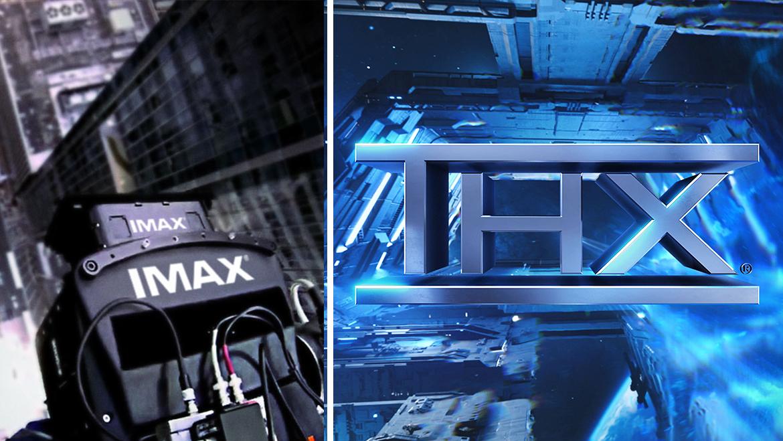 Licencia IMAX® y THX®